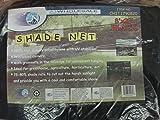 16 X 20' Black Shade Net Mesh Screen Garden Patio