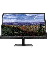 HP - Monitor FHD de 22 Pulgadas con Ajuste de inclinación y Panel antirreflectante (22yh, Negro)
