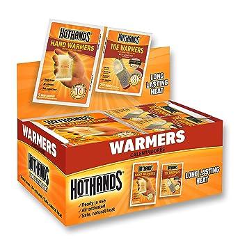 Amazon.com: HotHands calentadores de manos y dedos ...