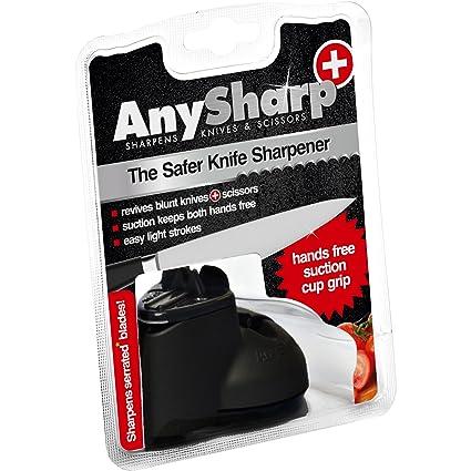 Compra Anysharp Plus - Afilador de cuchillos y tijeras ...