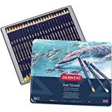 Derwent Colored Pencils, Inktense Ink Pencils, Drawing, Art, Metal Tin, 24 Count (0700929)