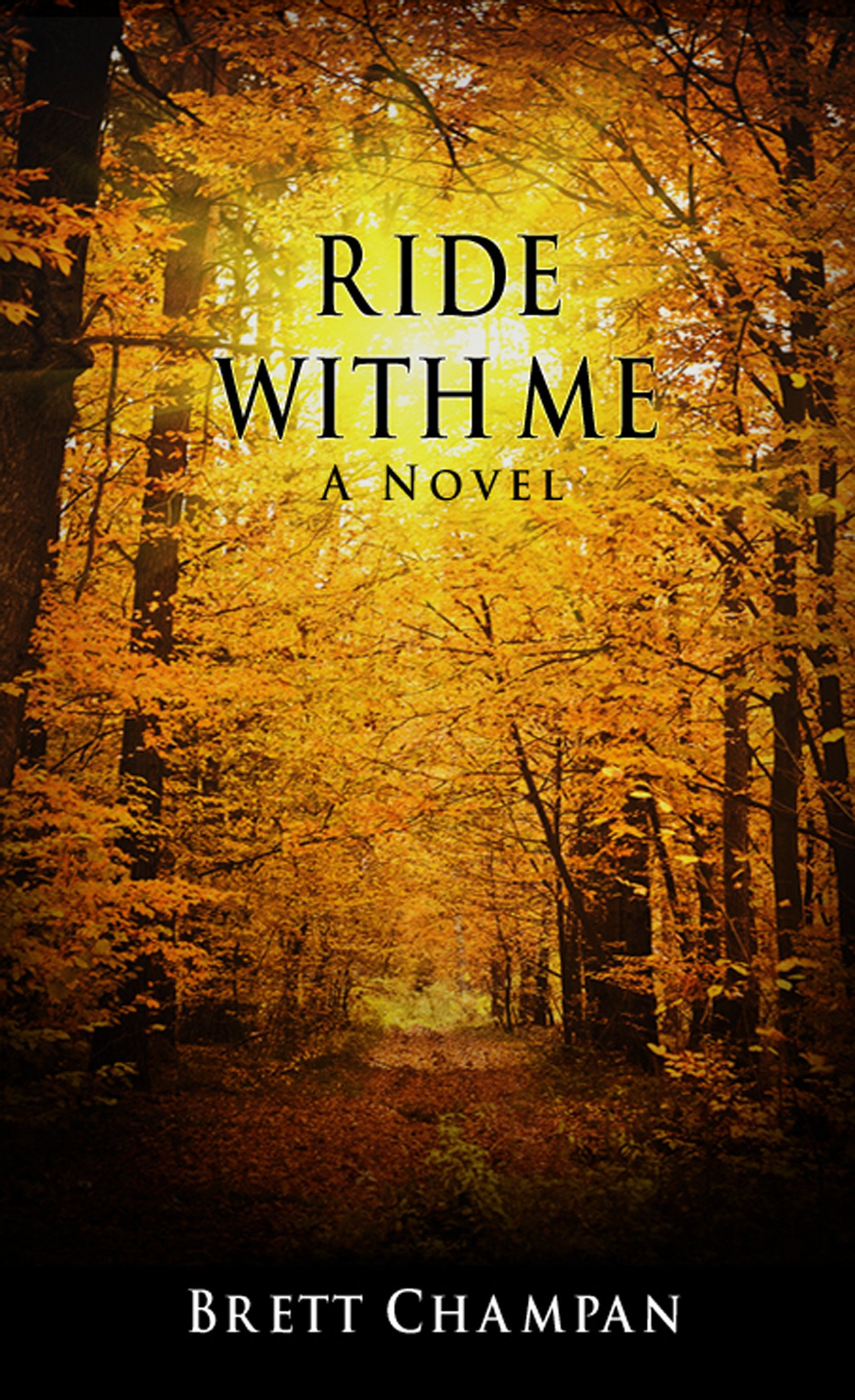 Ride Me Novel Brett Champan product image