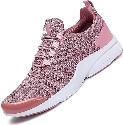 Zapatillas Deportivas Mujer Antideslizante Running Zapatos ...