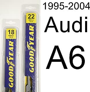 "product image for Audi A6 (1995-2004) Wiper Blade Kit - Set Includes 22"" (Driver Side), 18"" (Passenger Side) (2 Blades Total)"