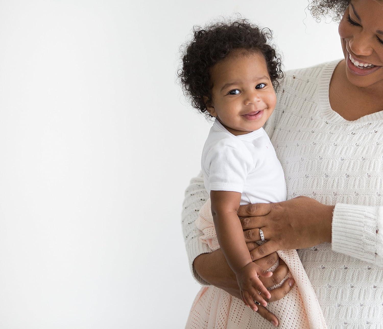 Amazing Baby by SwaddleDesigns Manta de tela calada de algod/ón para beb/és y ni/ños