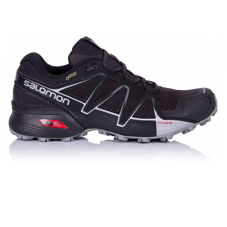 Salomon Herren Speedcross Vario 2 GTX Traillaufschuhe  43 EU|Black