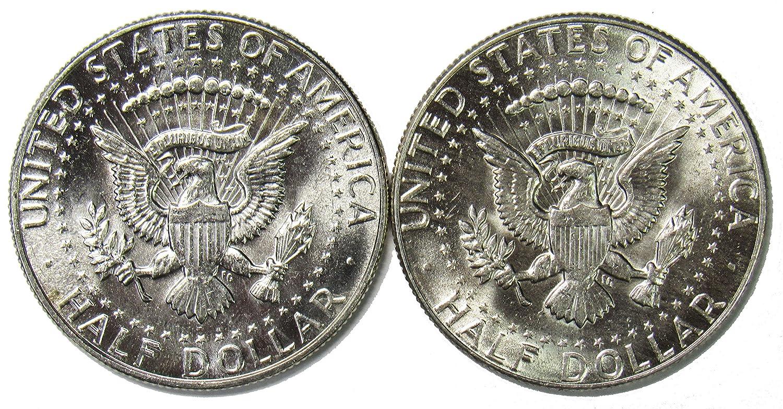40/% Silver Kennedy/'s  1965-1969-d