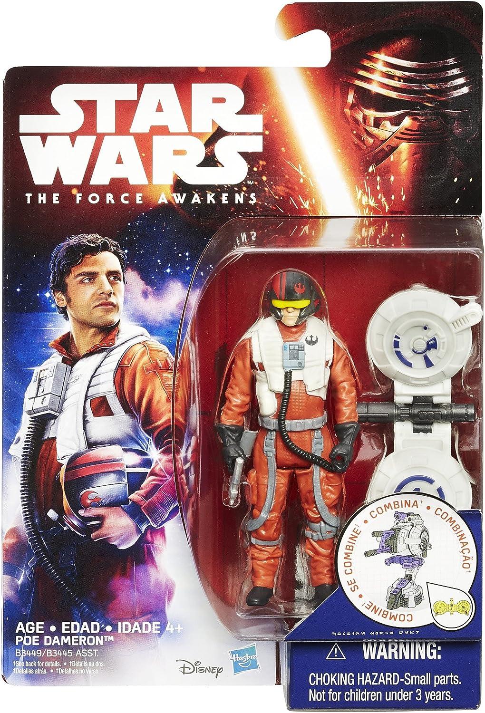 HASBRO Star Wars  B3449  Poe Dameron