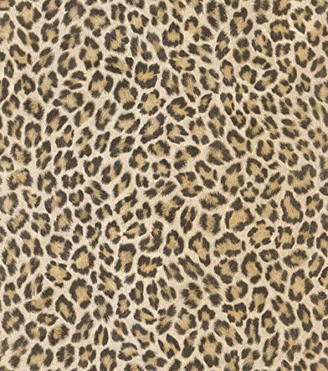473612 African Queen Ii Leopard Print Beige Black Cream