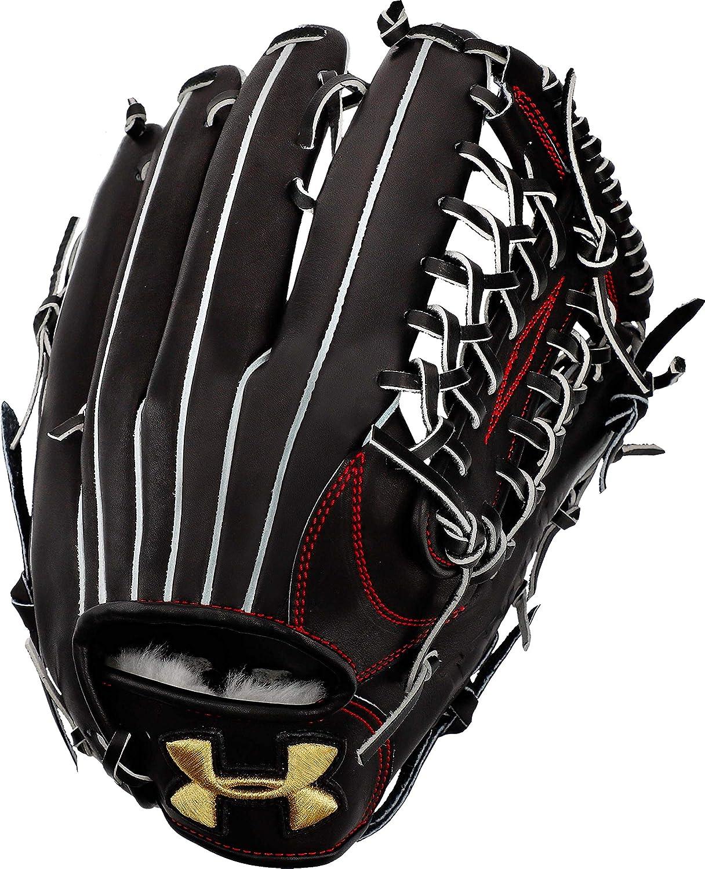 アンダーアーマー(UNDER ARMOUR) 硬式グラブ 野球用 右投げ外野手用 メンズ 1341843 ブラック 31.5cm   B07MTLMSW4