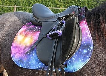 Galaxy Saddle Cloth Amazon Co Uk Pet Supplies