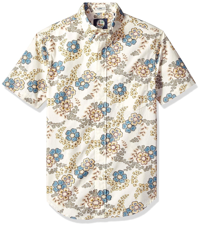 Reyn Spooner Mens Tailored Fit Hawaiian Shirt