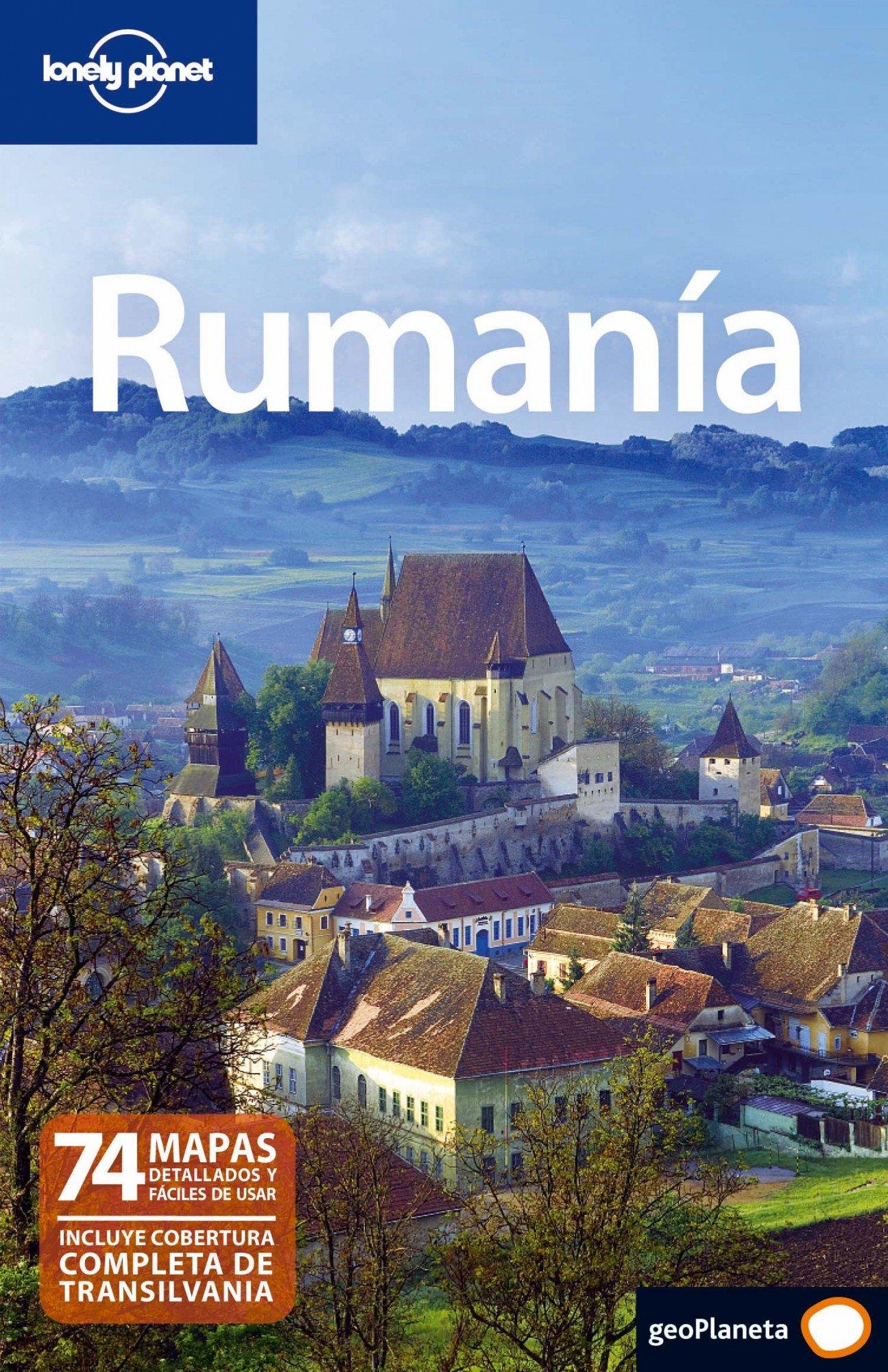 Rumanía 1 (Guías de País Lonely Planet): Amazon.es: Pettersen, Leif, Baker, Mark, Traductores varios: Libros