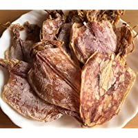Dried Squid Whole Body One Side 1/2 LB