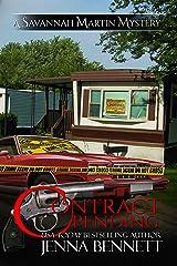 Contract Pending (Savannah Martin Mysteries Book 3)