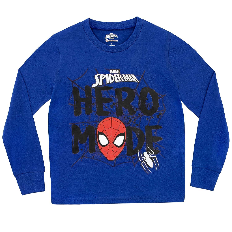 Spiderman Boys Spider-Man Pyjamas