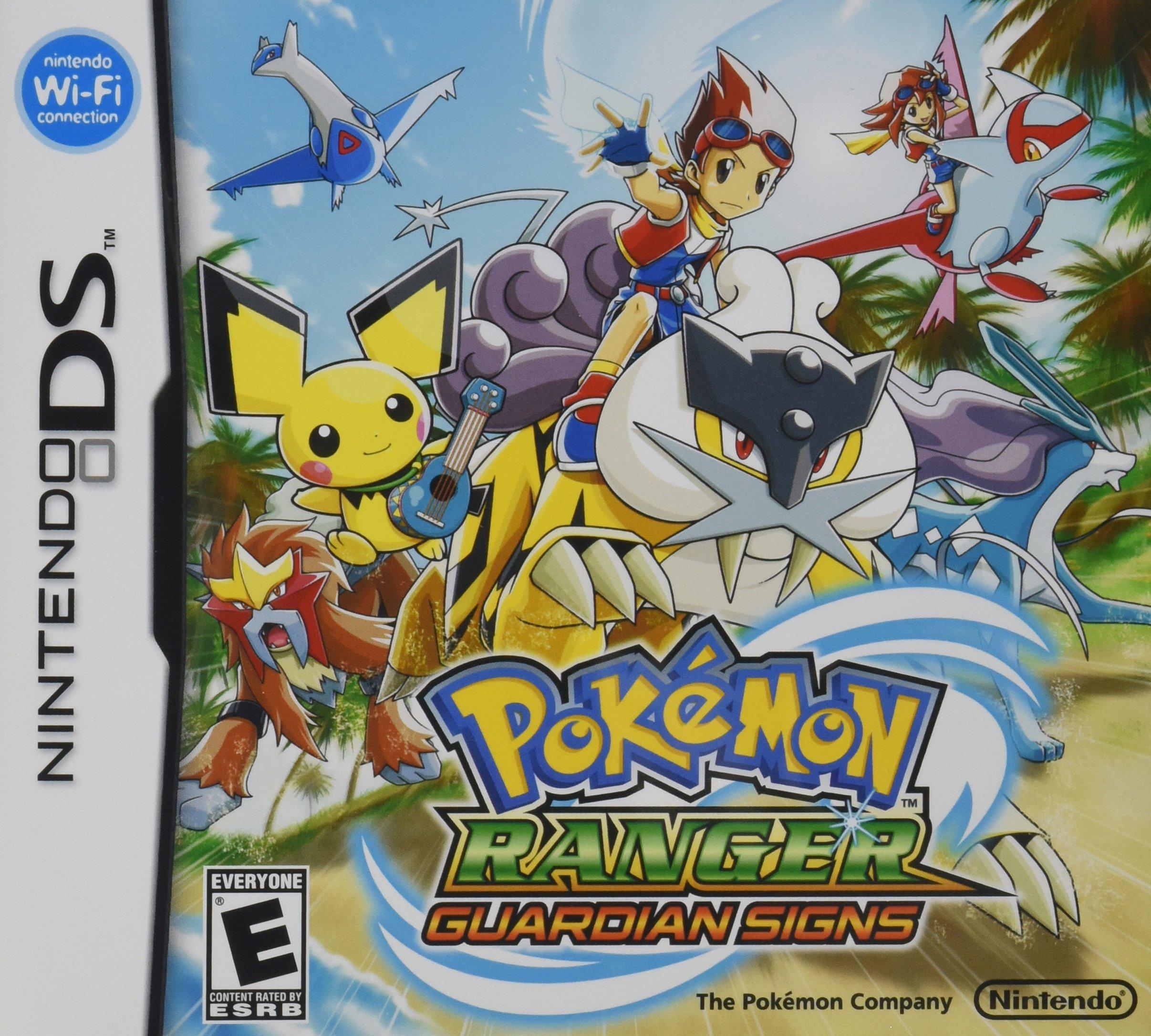 Pokemon Ranger: Guardian Signs by Nintendo (Image #5)