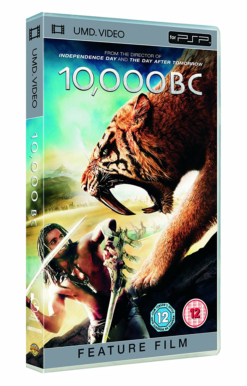 Amazon com: 10,000 BC [UMD for PSP]: Camilla Belle, Steven