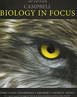 Amazon com: Campbell Biology in Focus (2nd Edition