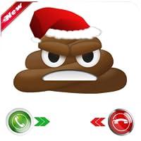 Santa Angry Poop Calling - New Games
