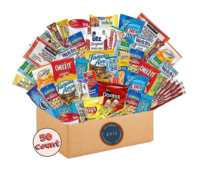 Top 10 50 Package Of Food Baskets