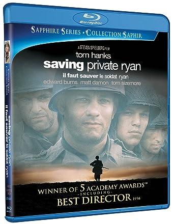 Saving Private Ryan Sapphire Series Blu-ray Bilingual: Amazon.ca ...