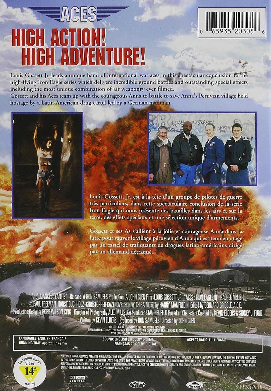 iron eagle 2 full movie english