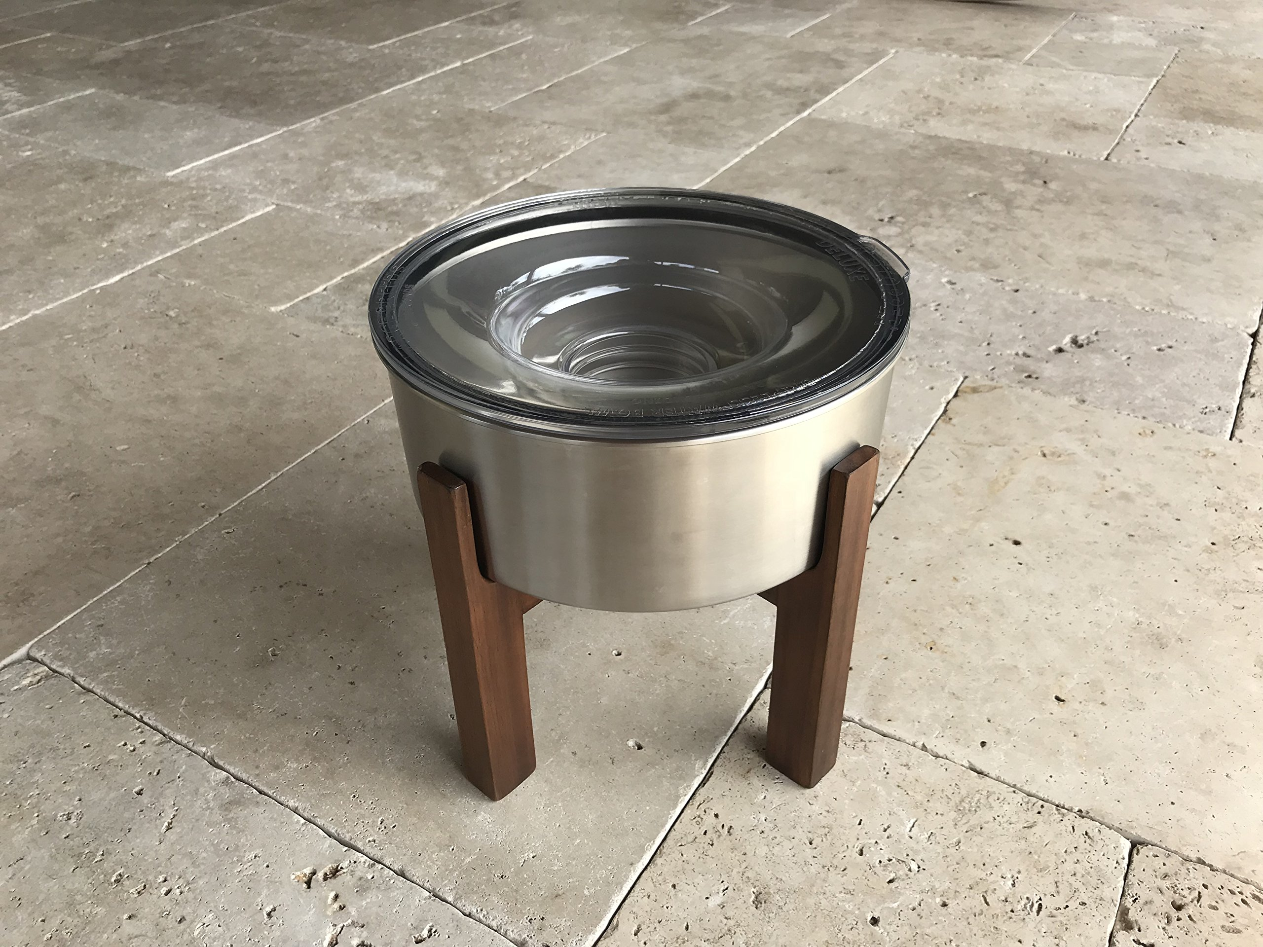 Slopper Stopper Dripless Dog Water Bowl - Large Breed Dogs 51-85 Lbs by Slopper Stopper (Image #9)