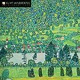 Klimt Landscapes 2020 Calendar