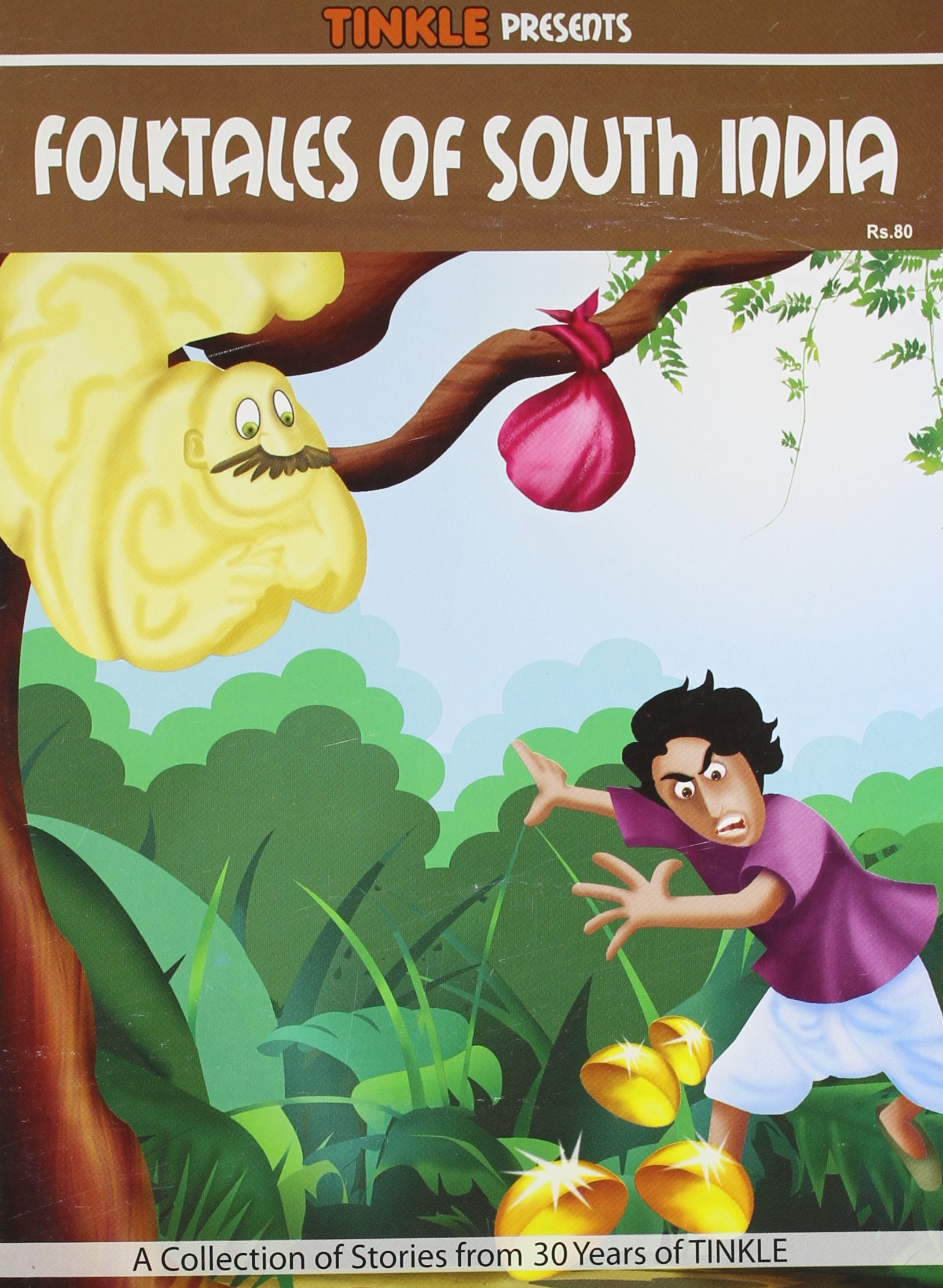 Download Tinkle Presents : Folktales of South India pdf epub