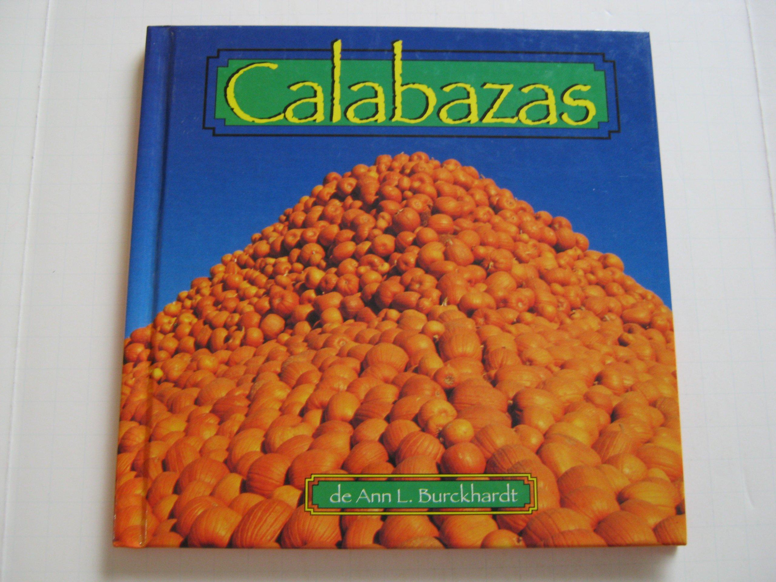 Calabazas (Alimentos) (Spanish Edition)