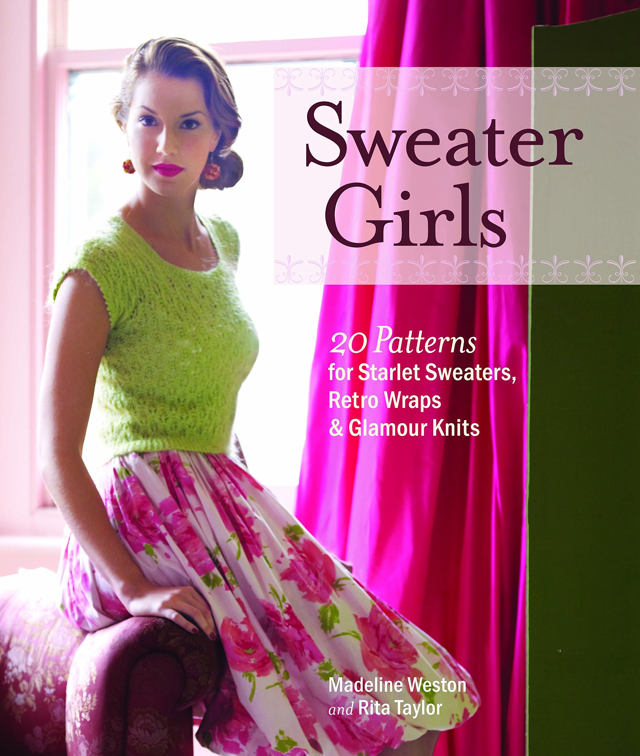 f548a3ca97d2 Amazon.com  Sweater Girls  20 Patterns for Starlet Sweaters