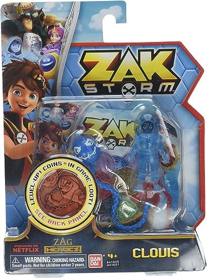 Zak Storm-Zak /'s Hover véhicule action figure toy