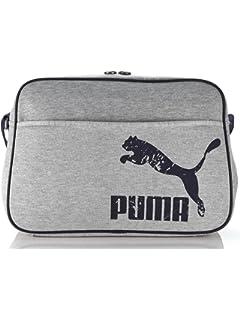 6ab34557ba Puma Originals Jersey Reporter  UNICA IT  Grey Tasche Uomo - Donna - Unisex