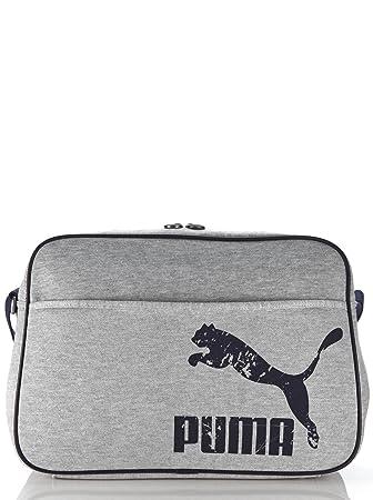 ad18924082 Puma Originals Reporter [Unica It] Grey Pocket Uomo – Donna – Unisex Jersey