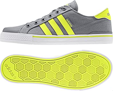 huge selection of 28fb6 4ffba adidas Neo Clementes Mens Trainers - Grey-10