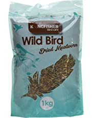 1kg Bag Mealworms Wild Bird Feed