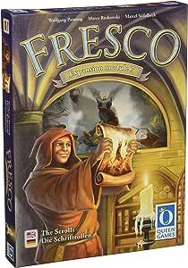 Fresco: The Scrolls