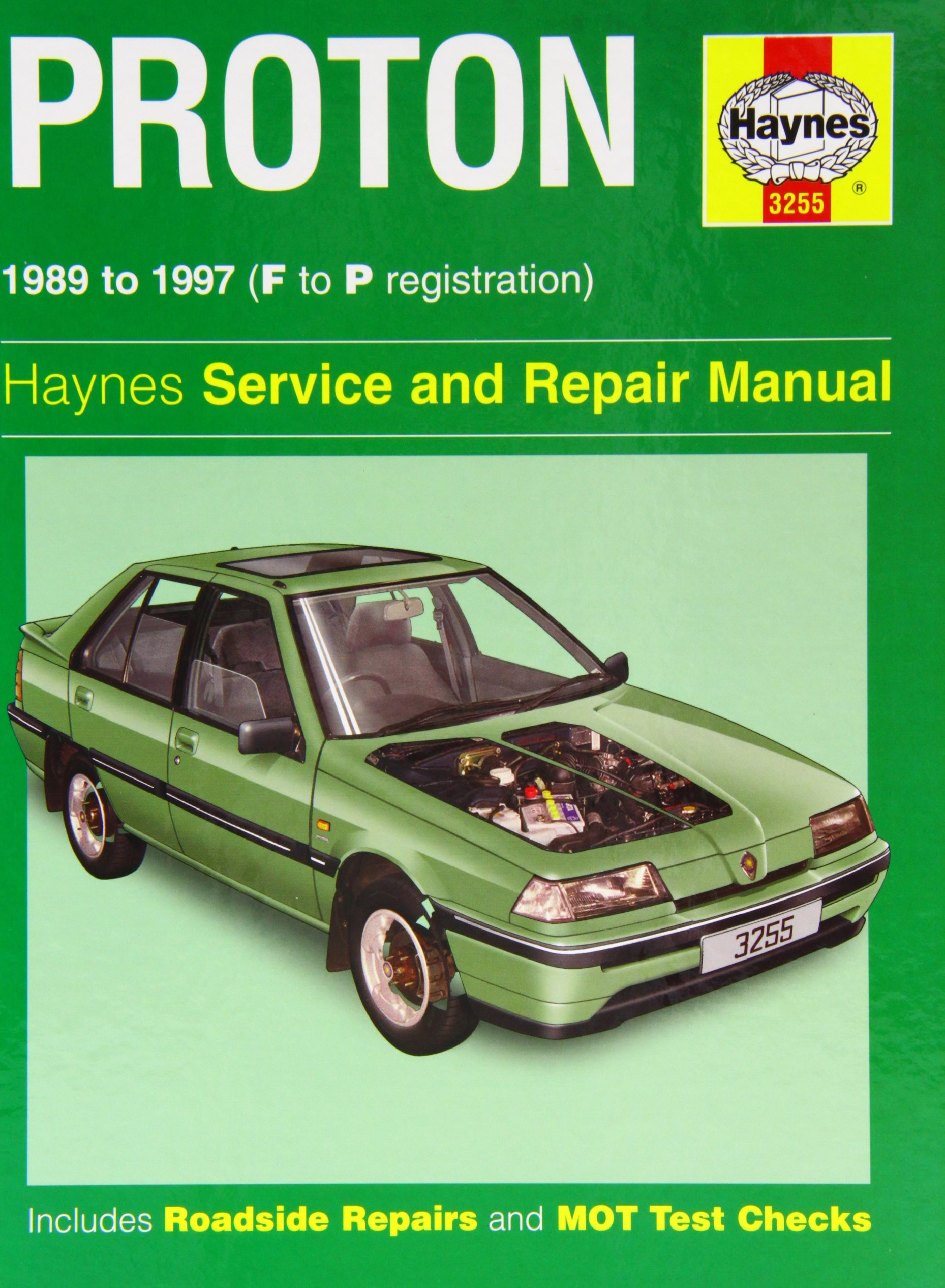 Proton (89-97) F To P (Haynes Service and Repair Manuals): Haynes  Publishing: 9781859602553: Amazon.com: Books