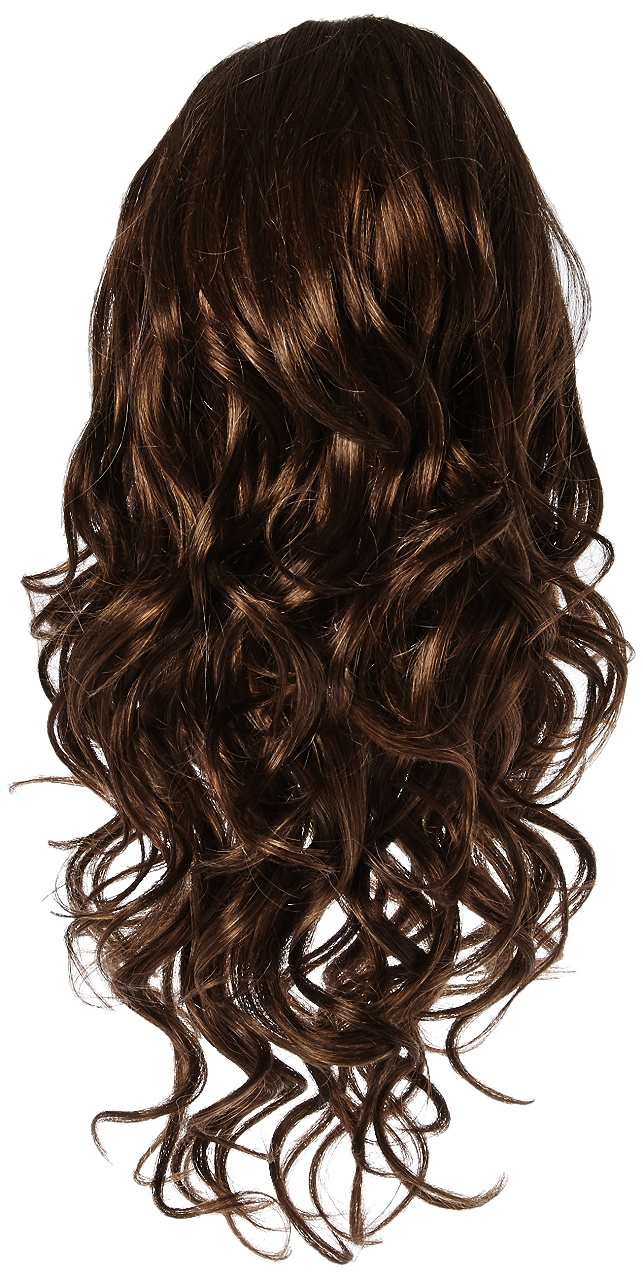 Hairdo Hairwear Raquel Welch Downtime Collection Long And Luscious Hair Wig, R3025S+ Glazed Cinnamon by HairDo (Image #2)