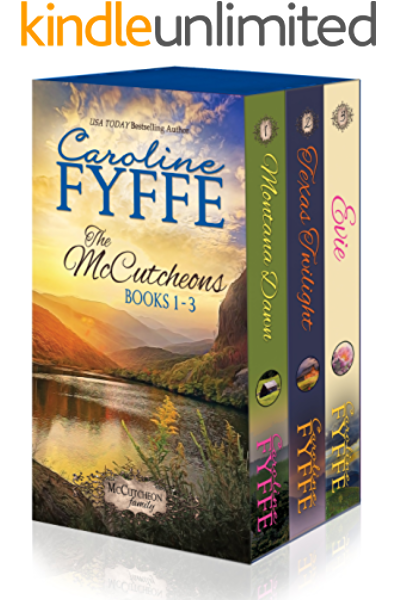 Mccutcheon Family Series Boxed Set Books 1 3 Mccutcheon Family Series Kindle Edition By Fyffe Caroline Literature Fiction Kindle Ebooks Amazon Com
