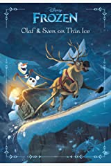 Frozen: Olaf & Sven On Thin Ice: An Original Chapter Book (Disney Junior Novel (ebook)) Kindle Edition