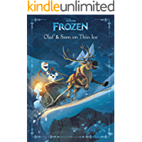 Frozen: Olaf & Sven On Thin Ice: An Original Chapter Book (Disney Junior Novel (ebook))