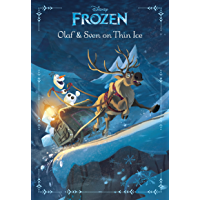 Frozen:  Olaf & Sven On Thin Ice: An Original Chapter Book (Disney Junior Novel (ebook)) (English Edition)