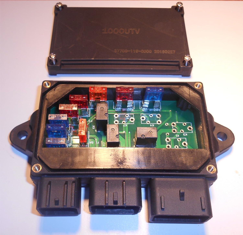 Utv Fuse Box | Wiring Diagram