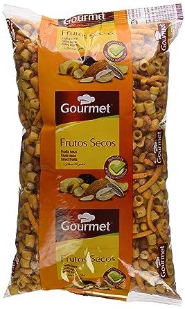 Gourmet - Frutos Secos - Cóctel de Frutos Secos con Snacks - 1 kg