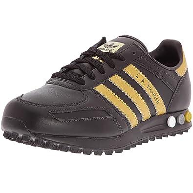 huge selection of 46937 c7bcb Adidas La Freizeit Herren – Schuhe Trainer Schwarzorangeschwarz AwFnx84qpB
