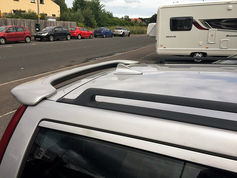 Pickup Van XtremeAuto/© Silver Imitation Shark Fin Aerial Antenna for Car 4x4