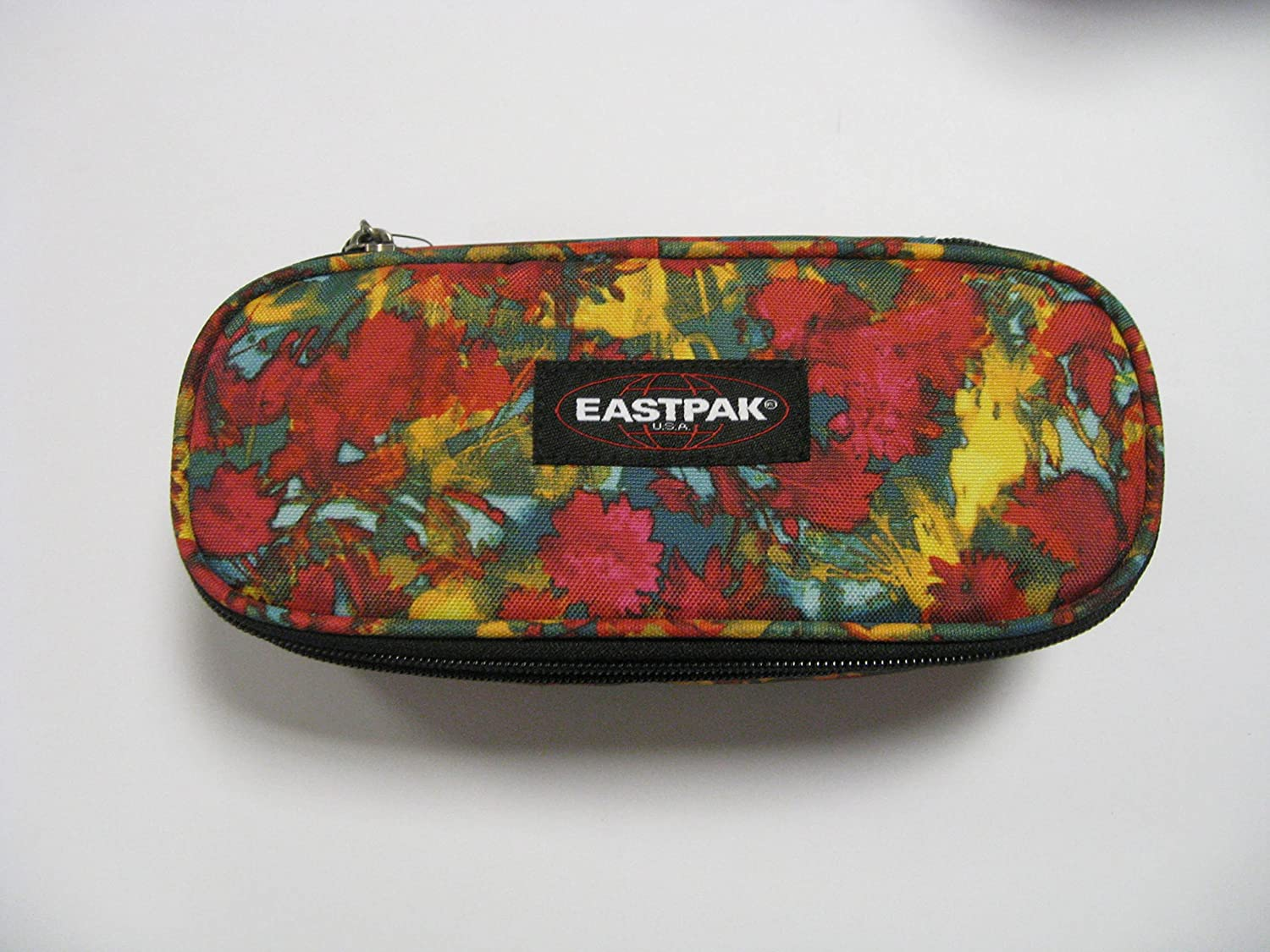Eastpak – Estuche Oval Single EK71727M «Flowerflow»: Amazon ...