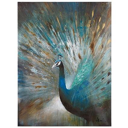 Amazon Yosemite Home Decor Peacock Prowess Multi Posters Prints